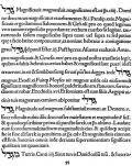 Страница из учебника еврейской грамматики, изданного Рейхлиным. 1506 год