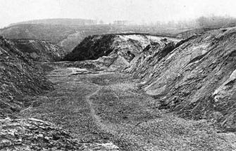 Бабий Яр до оккупации Киева 1941-43 гг.